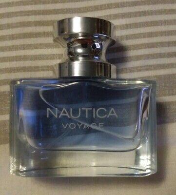 Nautica Voyage Eau de Toilette Spray Cologne for Men 1.0 Oz / 30mL