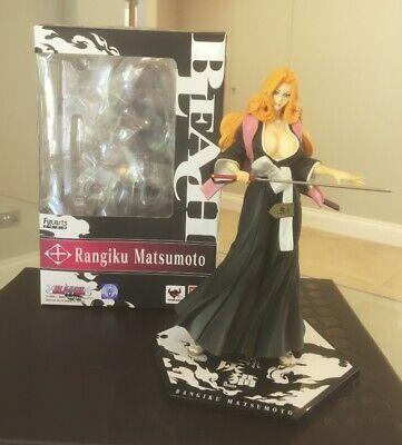 Matsumoto Rangiku Figure - Bleach - Figuarts ZERO by Bandai comprar usado  Enviando para Brazil