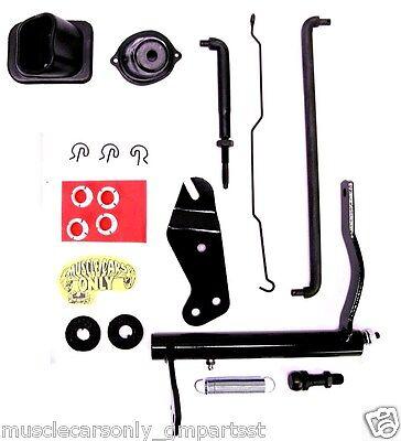68-69 Camaro 68-72 Nova 4 Speed Stick Shift Clutch Linkage Set Small Block
