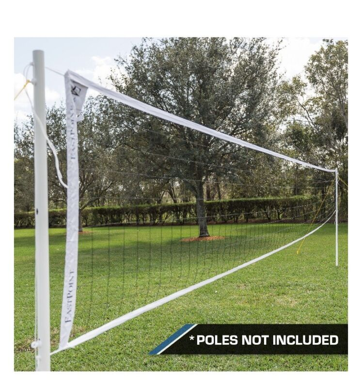 EastPoint Sports Replacement Volleyball Net, Regulation Size (32