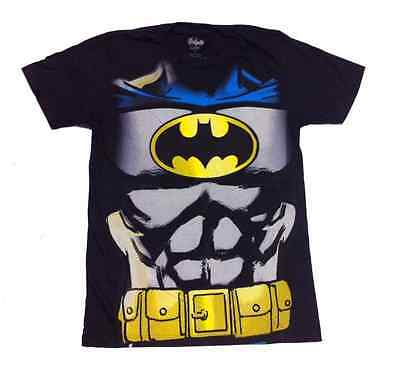 Batman Muscle Shirt (Batman Muscle Costume DC Comics Licensed Adult T)