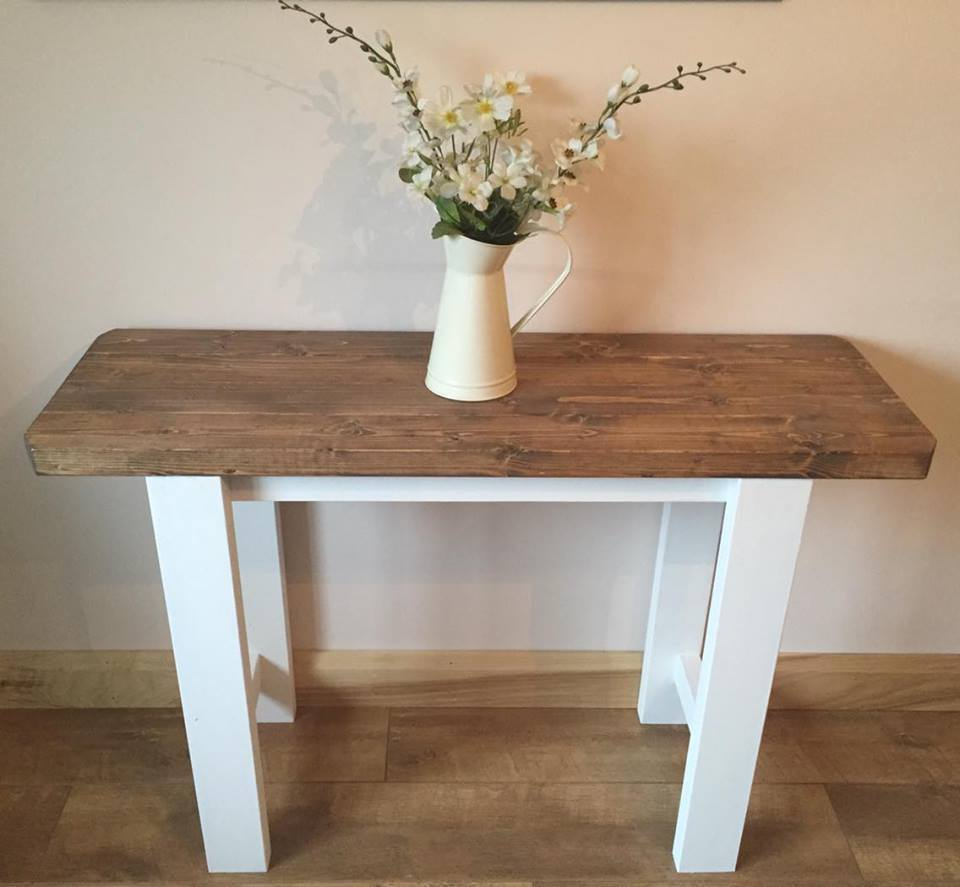 Telephone Console Table solid wood hall console table telephone stand plant sideboard