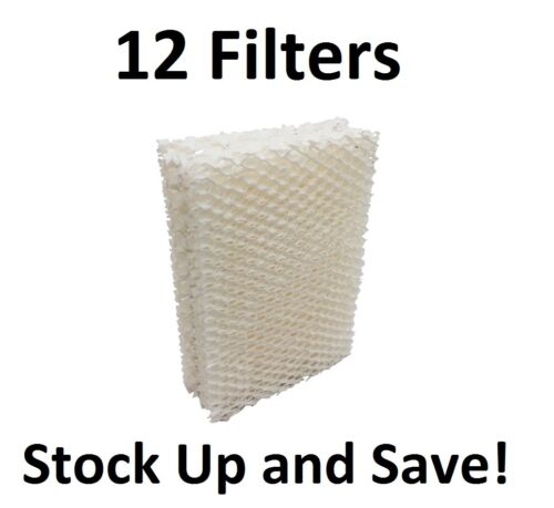 Humidifier Filter for AIRCARE HDC12 Super Wick  - 12 PACK