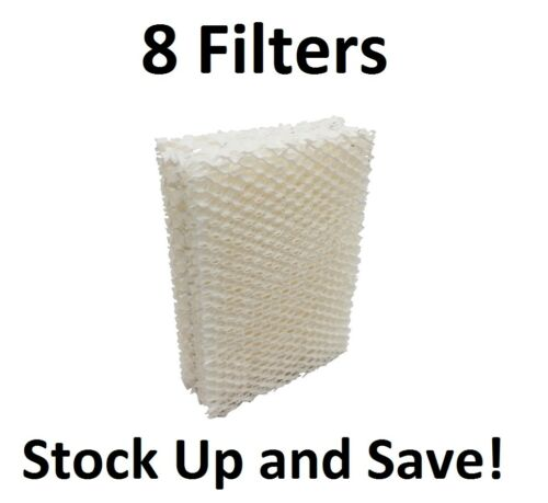 Humidifier Filter for AIRCARE HDC12 Super Wick  - 8 PACK