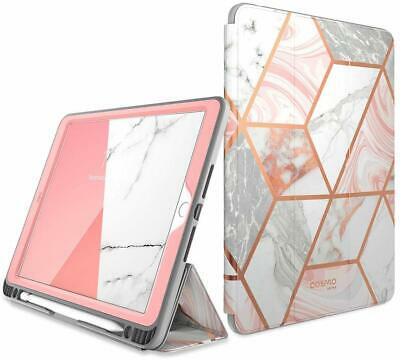 i-Blason Cosmo Case For iPad 7th Gen, iPad 10.2 2019 Case Cover+Screen Protector