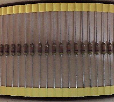 100 Pcs Resistor 47k Ohm 12w 0.5w 500mw 5 - Original Oem Parts