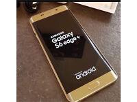 Samsung galaxy S6 Edge Plus 32gb unlocked brand new