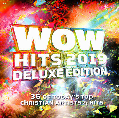 Various Artists- WOW Hits 2019 [Deluxe Edition] [2CD] 2018 ** NEW **