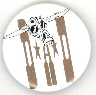 DAD No Fuel Left For Pilgrim metal,cowpunk Warner promo poster 24x26,EX 1989