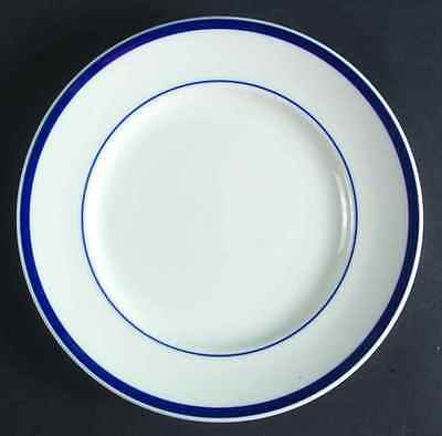 Williams Sonoma Brasserie Blue Luncheon Salad Plate S7103163g3