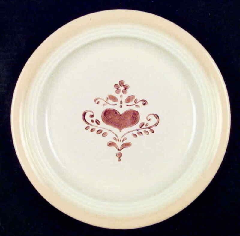 Hull Heartland Dinner Plate 229914
