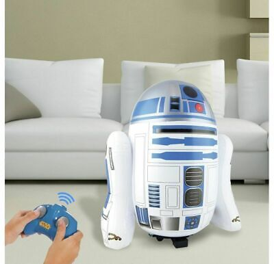 Star Wars JUMBO SIZE RC Inflatable - R2-D2 Radio Control 64CM HEIGHT NEW & BOXED
