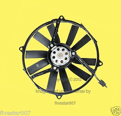 OEm A/C Condenser front Auxiliary Cooling Electric Fan Motor for Mercedes sL