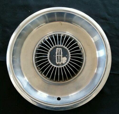 "Vintage 1979 - 1989 Mercury Grand Marquis 14"" 14 Inch Hubcap Wheelcover Original"