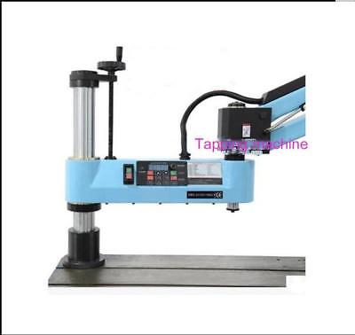 Advanced Vertical Electric Tapping Machine 220V M12- M48 1300mm m