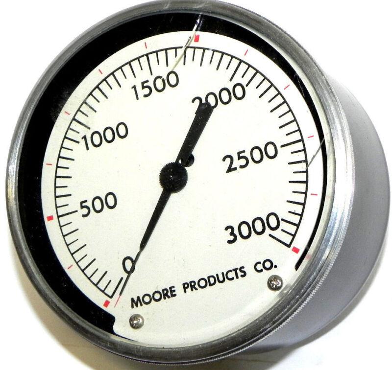 AMETEK PRESSURE GAUGE 0-3000 PSI