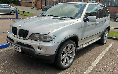 2006 BMW X5 3.0D AUTO - 3 OWNERS - MOT MARCH 2021 - VERY CLEAN 4WD - BARGAIN!