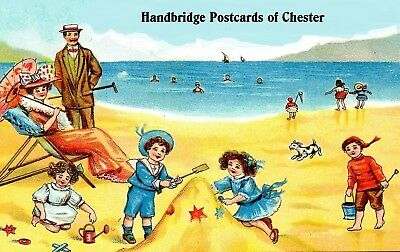 Handbridge Postcards