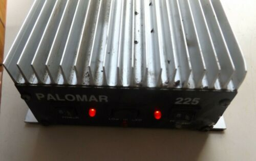 Palomar 225 AM/SSB Linear Amplifier
