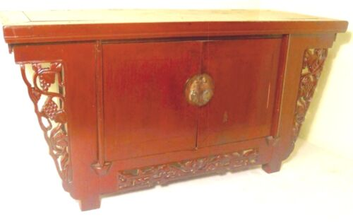 Antique Chinese Altar Cabinet (2731), Circa 1800-1849