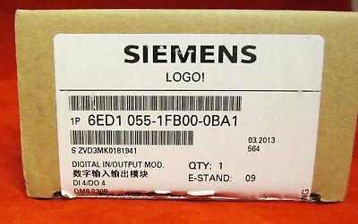 Siemens Logo 6ed1055-1fb00-0ba1 Dmb 230r Expansion Module