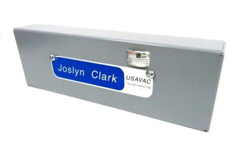 NEW JOSLYN CLARK A77-356243-1 VACUUM CONTACTOR A773562431