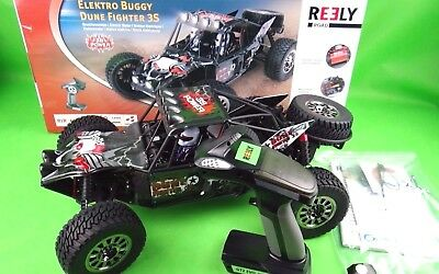 Reely Dune Fighter 3S Buggy Allradantr. RtR 2,4 GHz Brushless 1:10 RC Modellbau