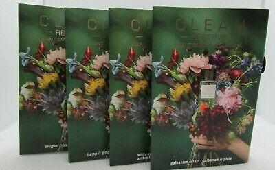 Clean Reserve Avant Garden Collection EDP 1.5 ml/.05 oz Sample CHOOSE YOUR - Avant Garden Collection