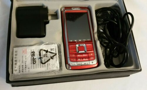 PDA Mobile Media Phone with Stylus, SIM Card Megapixel Digital Camera - Unused