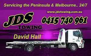 JDS Towing Services Hastings Mornington Peninsula Preview