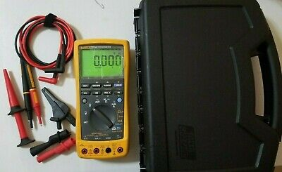 Used Fluke 789 Process Meter W Leads More 239623 - 239624