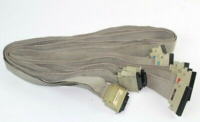 Set Of 3 Hp Logic Analyzer Probe Ribbon Cables Pods 1-6
