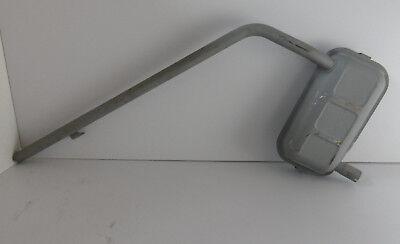 Nachschalldämpfer Trabant 601 NEU Endschalldämpfer