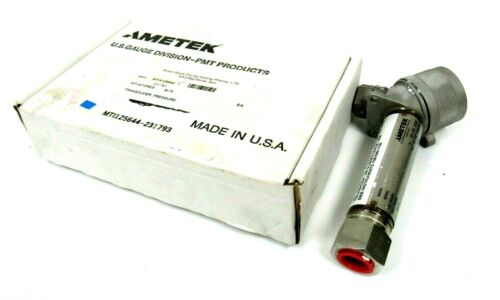 NEW AMETEK 88D007A2 PRESSURE TRANSMITTER