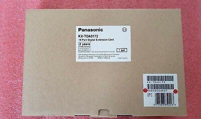 New Panasonic Kx-tda0172 16-port Digital Extension Card Dlc16 Kxtda0172