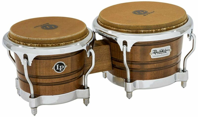 Latin Percussion LP201AX-2RGM Richie Gajate-Garcia Signature Series Bongos