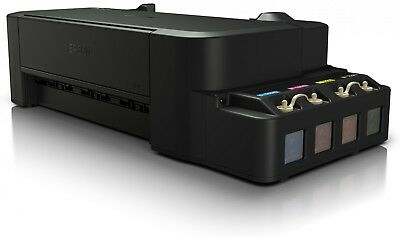 DHL - NEW EPSON L120 Inkjet 4-Color Ink Tank System Compact Printer with Inkset