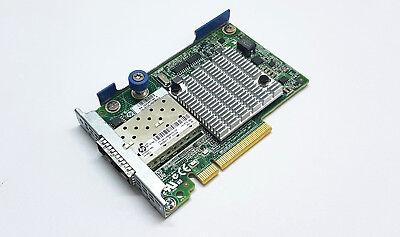 HP 530FLR 10 Gigabit 10GBe SFP+ Dual Port Server Adapter 647579-001 649869-001