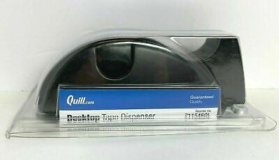 Quill Desktop Tape Dispenser 711546ql Tape Not Included