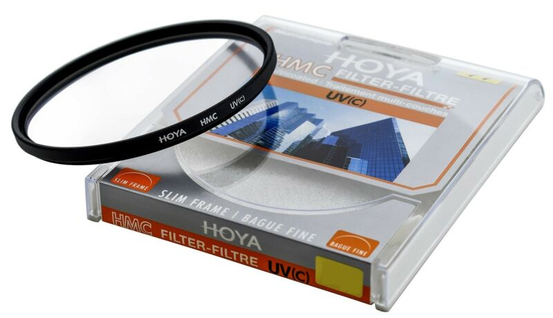 Hoya HMC 77mm UV-c / Protection Filter - Multi-Coated  *AUTHORIZED HOYA DEALER*