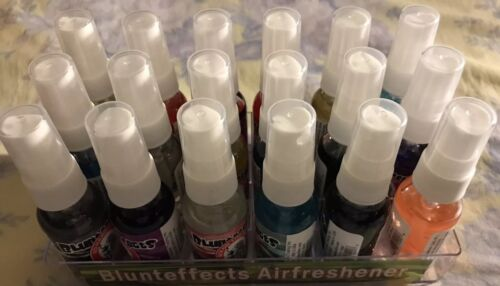 4 Pieces Of 1 OZ Each blunteffects spray 100% Concentrated A