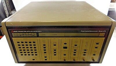 Egg Princeton Applied Research Potentiostat Galvanostat Model 273
