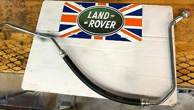 1994-1999 Land Rover Discovery Engine Oil Cooler Line Eurospare PBP101160 ES
