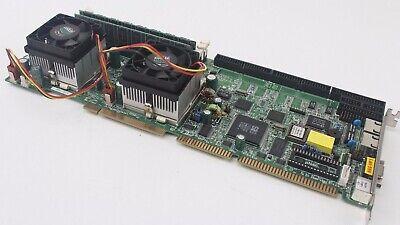 Rocky 3722ev-r2 Sbc Single Board Computer Dual Socket 512mb