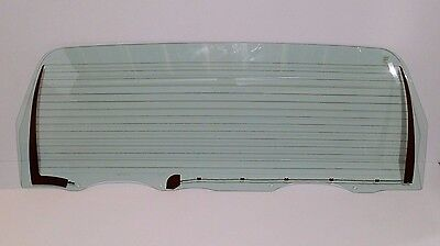Ford Bronco Rear Window (1992-1996 Ford Bronco Rear Back Glass / Tailgate Window, Heated, Brand)