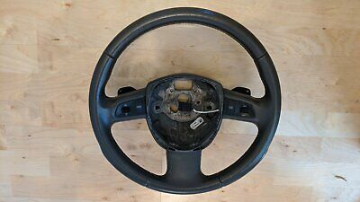 2006 2007 AUDI A8 D3 - 3-SPOKE A8 STEERING WHEEL, with Paddles