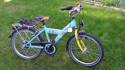 BFK BIKE FUN KIDS  Velo enfant 6 à 9 ans  diamètre des roues 50 cm