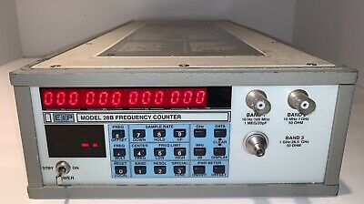 Eip 28b 12 Digit Microwave Frequency Counter 10hz To 26.5ghz