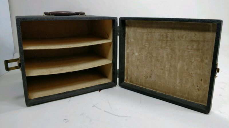 Barnett & Jaffe Hard Case Slide Storage Box
