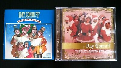 Ray Conniff : We Wish You a Merry Christmas & Here We Come a Caroling (2 CDs) ()